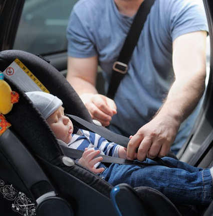 Philadelphia Defective Car Seat Lawyer