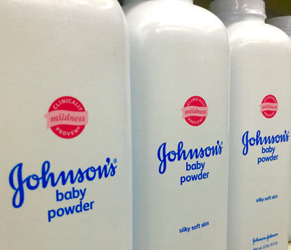 Johnson's Baby Powder lawsuit links product to cancer